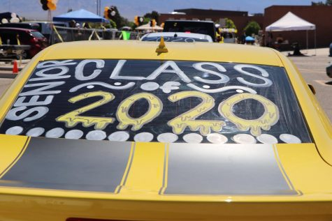 Senior Parade 2020