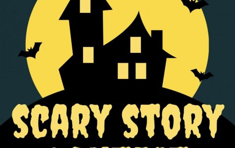 The Golden Word's First Scary Story Contest