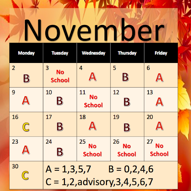 Calendar+for+Nov.+2020.+