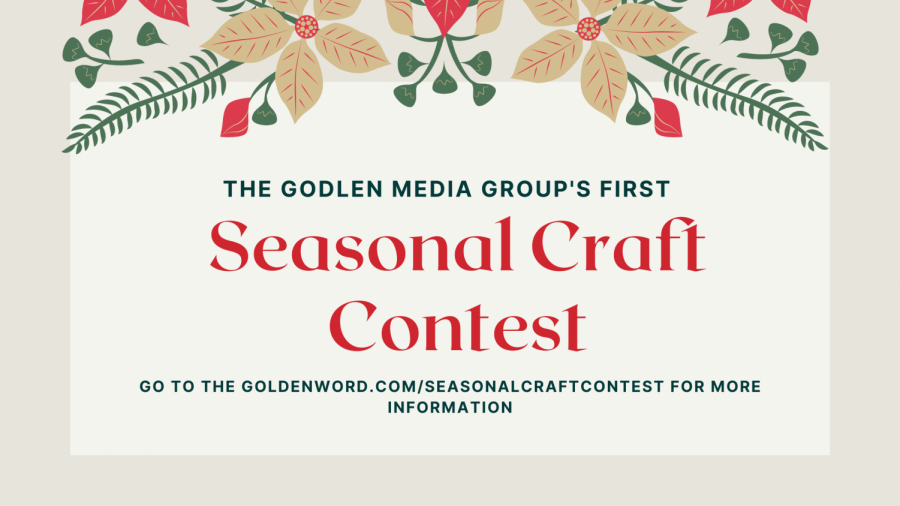 Introducing The Golden Media Group's First Seasonal Craft Contest